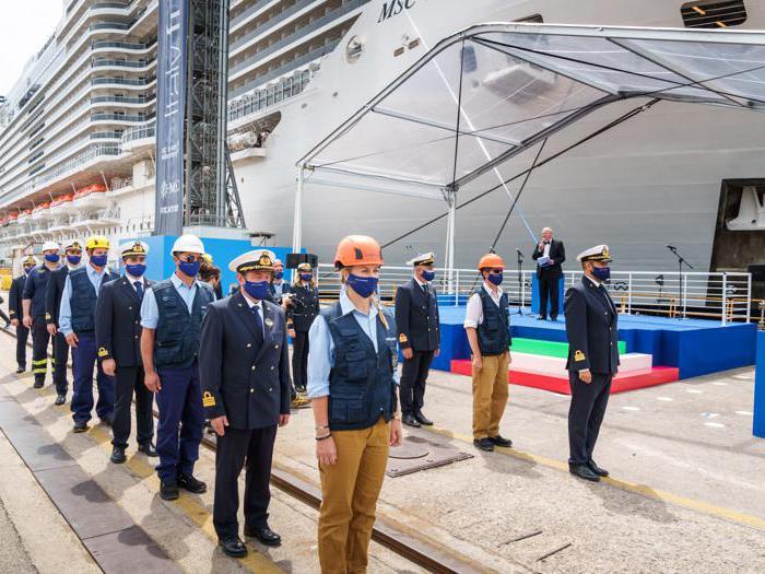 Fincantieri: ecco Msc Seashore la nuova ammiraglia di Msc Crociere