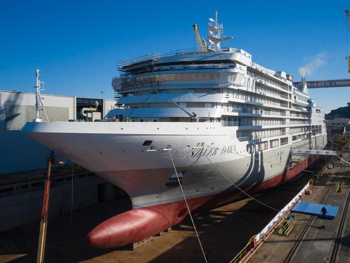 Fincantieri vara Silver Dawn: ecco una nuova nave per le crociere ultra-lusso