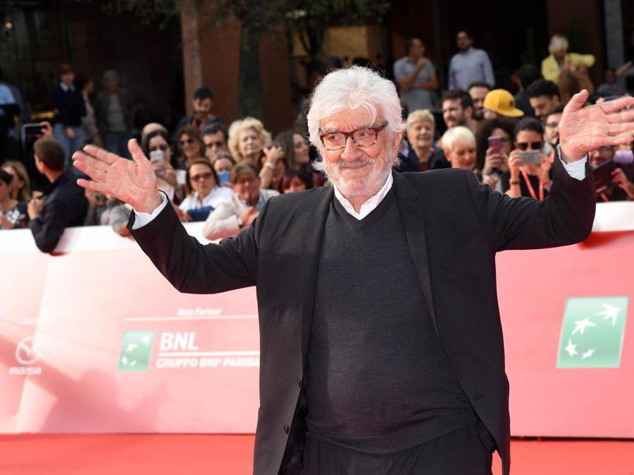 Roma 21/10/2018 Roma, Festival del cinema di Roma , red carpet, nella foto: Gigi Proietti (Foto IPP/Felice De Martino)