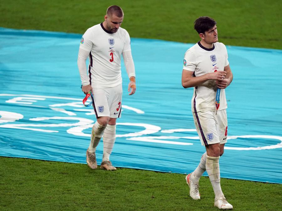 PA via Reuters England's