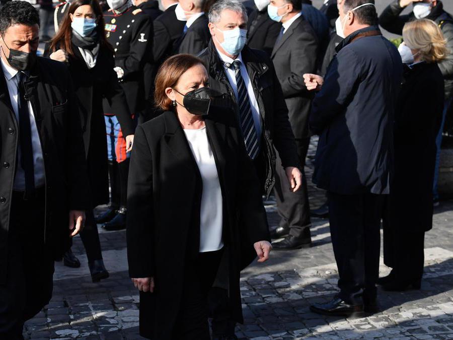 Elisabetta Casellati (ANSA/ETTORE FERRARI)