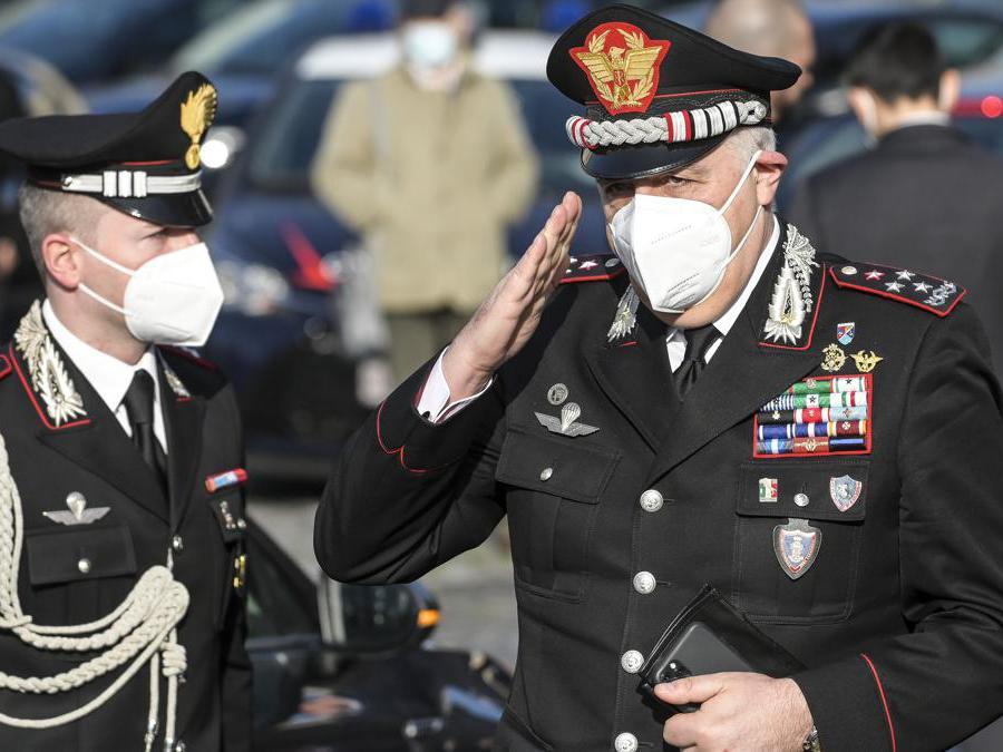 Teo Luzi comandante generale Carabinieri (Imagoeconomica)