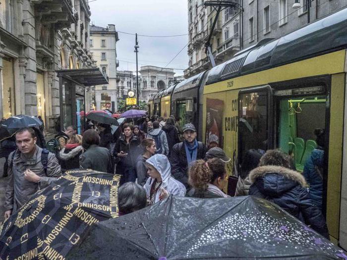 Italia nella morsa del maltempo: da Milano alla Liguria