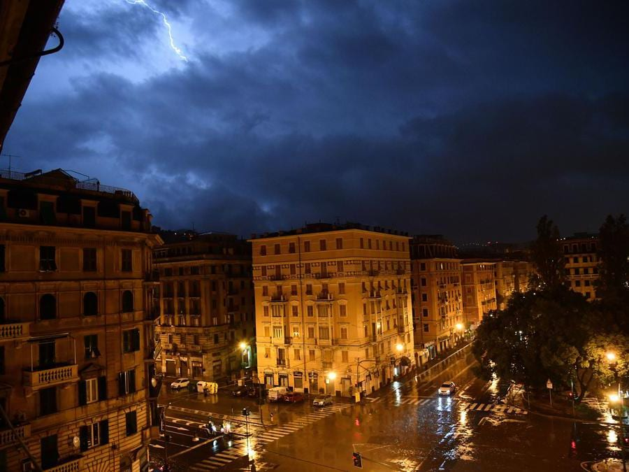 Genova (Ansa/Luca Zennaro)