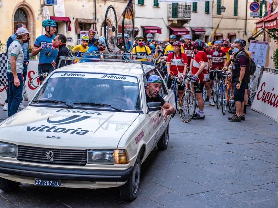 Eroica Montalcino 2021 (Foto di Paolo Penni Martelli)