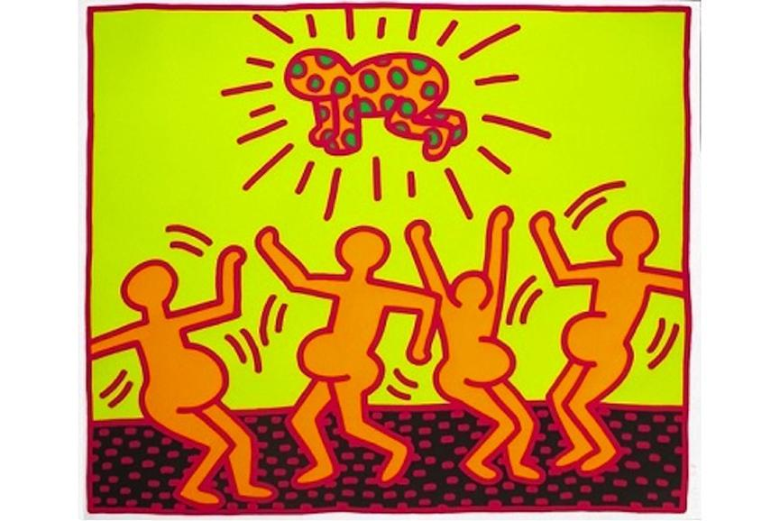 Keith Haring, Fertility