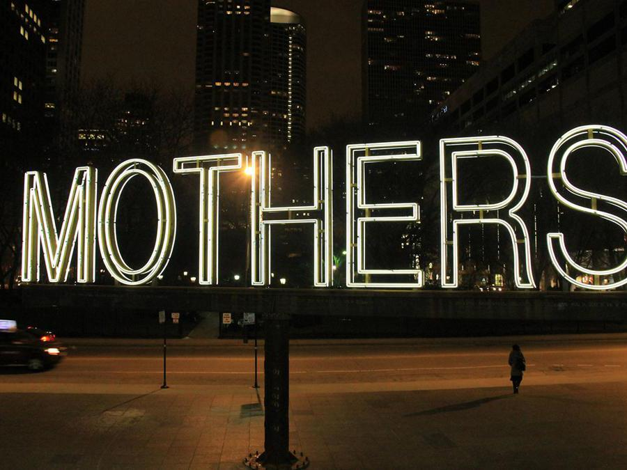 Martin Creed, MOTHERS