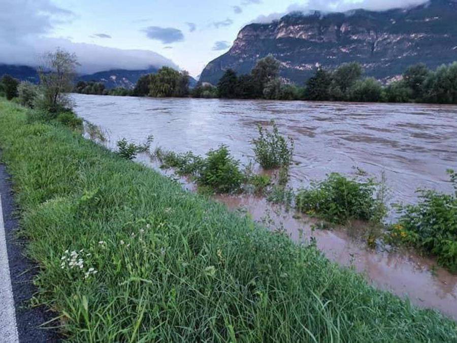 Alto Adige. ANSA/G.NEWS