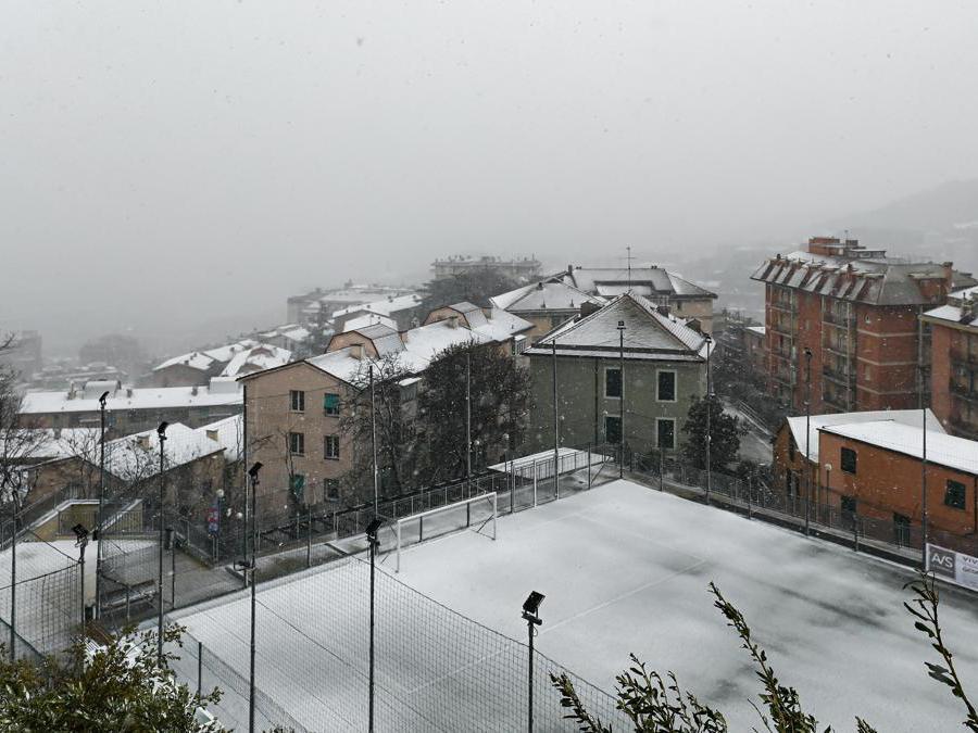 Genova, 28 Dicembre 2020 (Ansa / Simone Arveda)