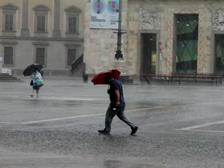 Piazza del Duomo (Fotogramma)