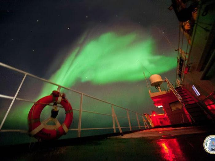 Marina militare, ecco Alliance la nave con destinazione Artico che studierà l'oceano