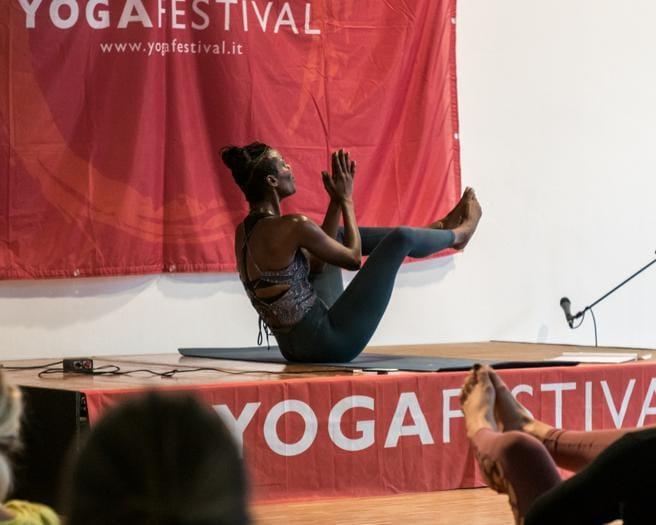 Milano, tre giorni di YogaFestval