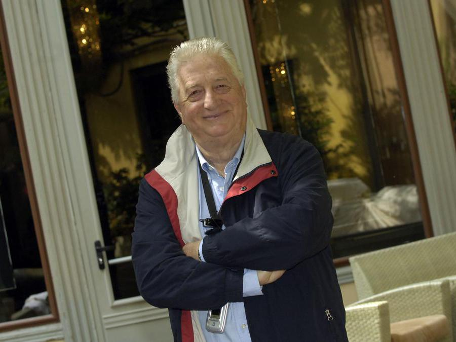 Gianfranco D'angelo (Giuseppe Ares/ Agf)