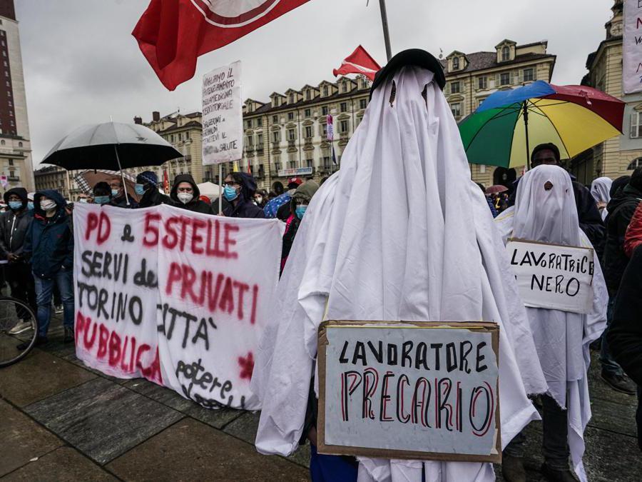 Torino (ANSA/TINO ROMANO)