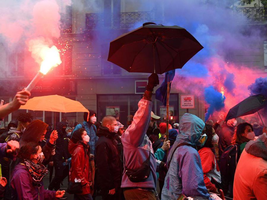 Parigi. (Photo by Alain JOCARD / AFP)