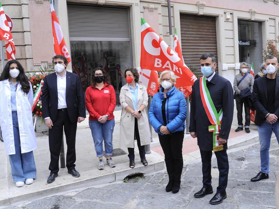 Primo maggio a Bari