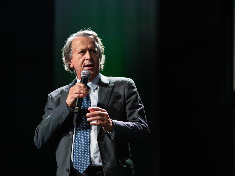 Fabio Tamburini Direttore Sole 24 Ore e Direttore Responsabile Radio 24