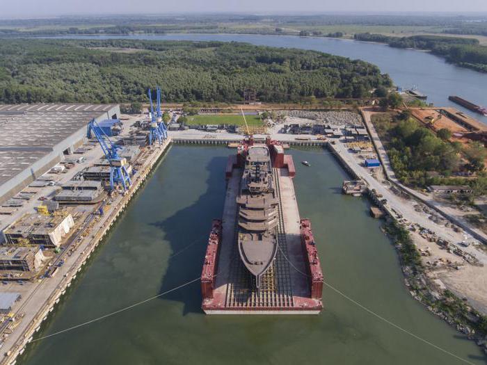 Rev Ocean, lo yacht più grande del mondo