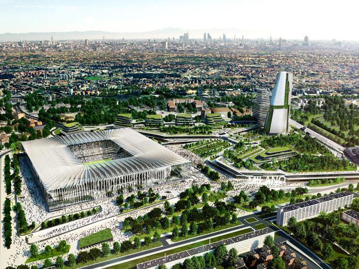 San Siro, ecco «Cattedrale» e «Due Anelli»:i progetti in corsa per il nuovo stadio