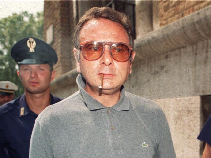 Francesco Pazienza (Ansa)