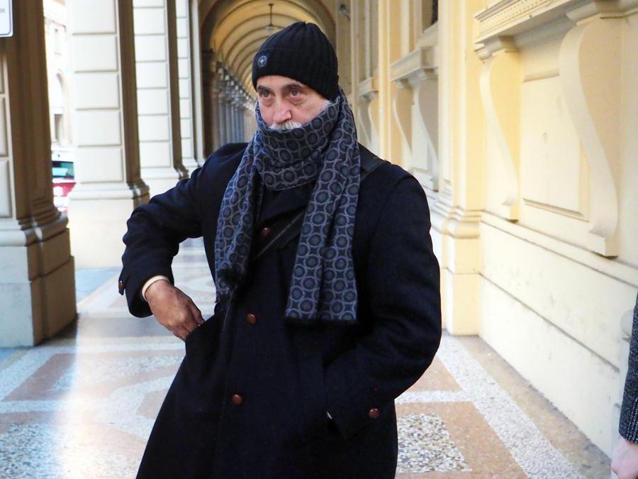 Gilberto Cavallini (Ansa/Giorgio Benvenuti)