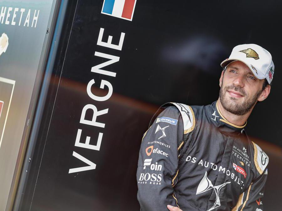 LUGLIO. FORMULA E. Al volante della DS Techeetah, il francese Jean-Eric Vergne si conferma, per la seconda volta consecutiva, campione del mondo. (Afp)