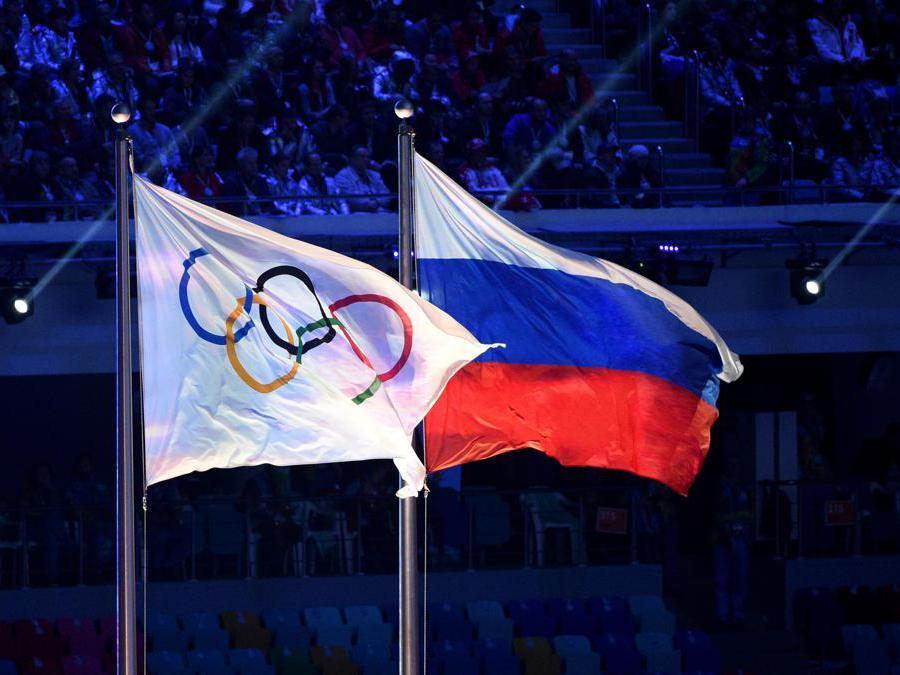 DICEMBRE. DOPING L'Agenzia Mondiale antidoping (Wada ) decide l'esclusione della Russia dalle Olimpiadi di Tokyo 2020, dai Mondiali di calcio 2022 e dai Giochi olimpici invernali di Pechino 2022, per recidiva nel falsificare i dati dei controlli antidoping sui suoi atleti. (Afp)