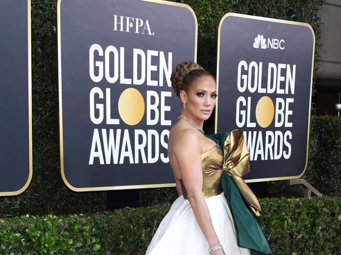 Da Armani a Valentino, ai Golden Globe 2020 la moda italiana protagonista di stile