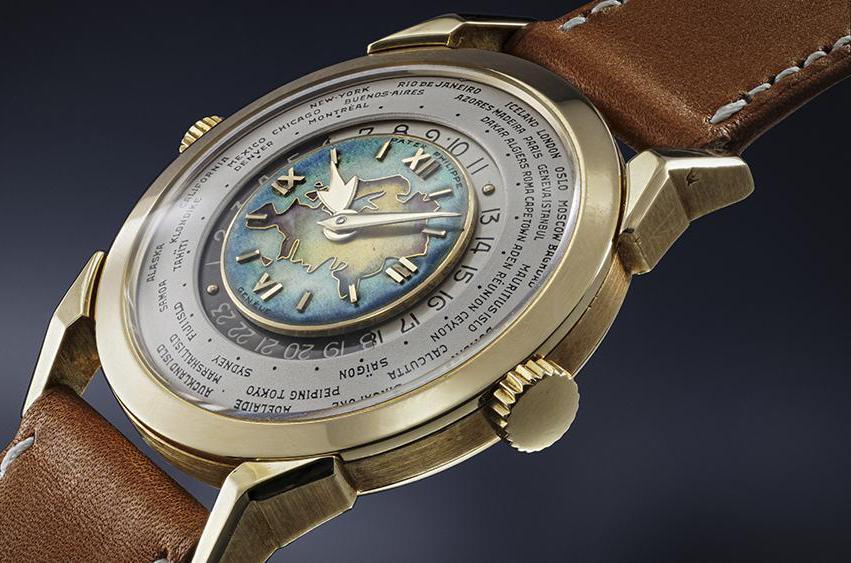 Il Patek Philippe ref. 2523 battuto per 7,8 milioni di dollari da Phillips a Ginevra lo scorso 8 maggio. Si tratta della cifra più alta mai pagata per un orologio da polso in oro giallo.
