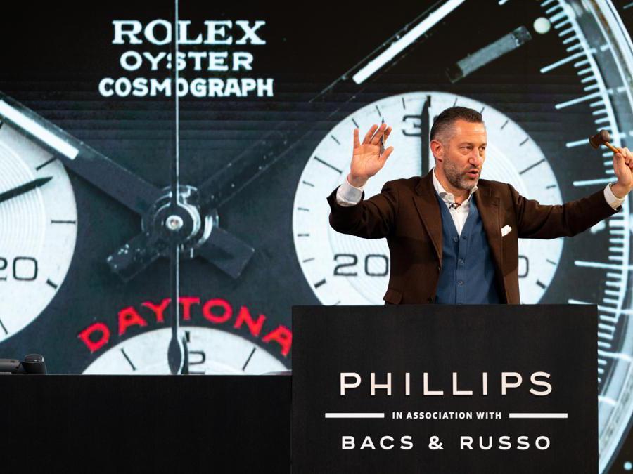 Aurel Bacs, Senior Consultant per gli orologi di Phillips