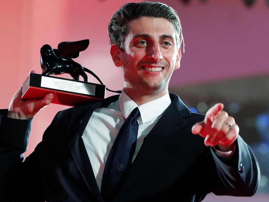 Pietro Castellitto (REUTERS/Guglielmo Mangiapane)