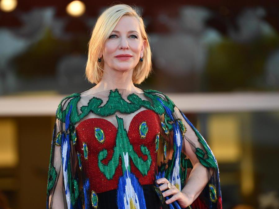 Cate Blanchett  (ANSA/ETTORE FERRARI)