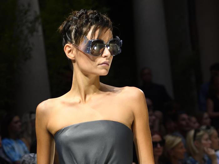 Colore e voglia di make-up: i beauty trend dalle passerelle di Milano