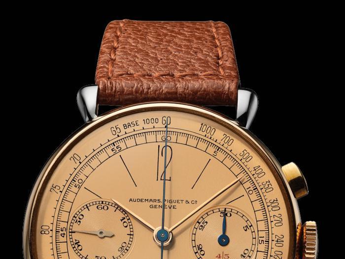 Da Audemars Piguet una riedizione preziosa: rinasce un orologio del 1943
