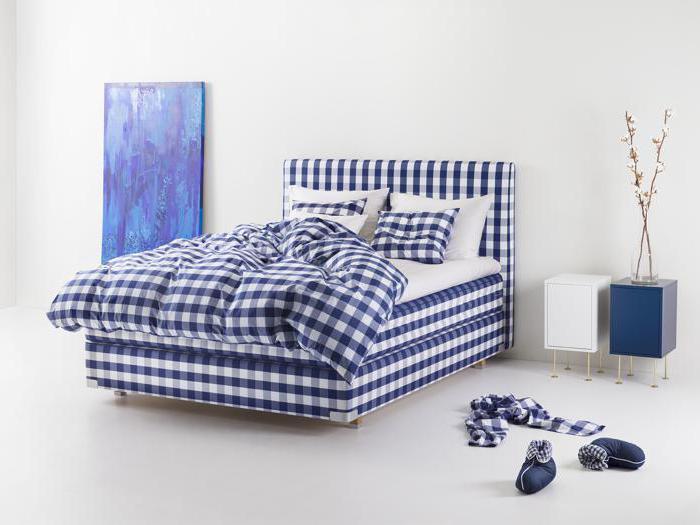 Dal design alla moda,   Classic Blue Pantone in casa e nell'armadio