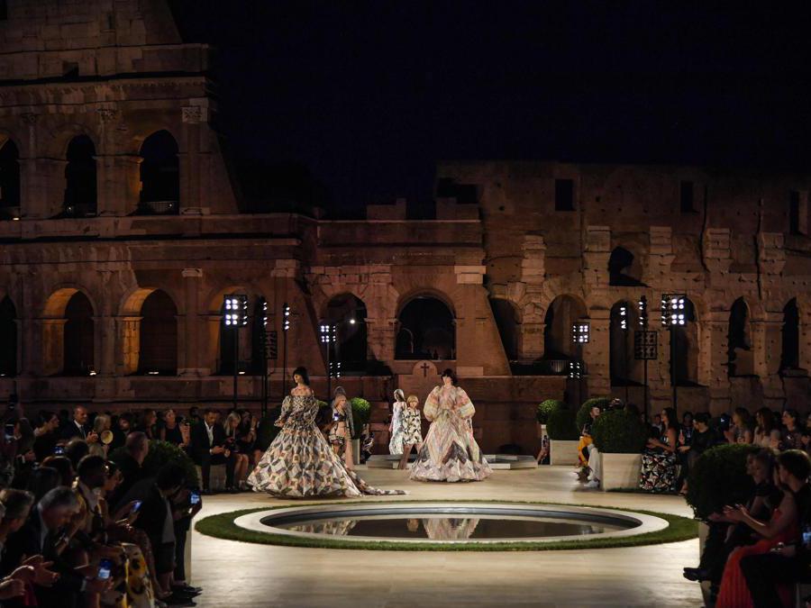(Photo by Tiziana FABI / AFP)
