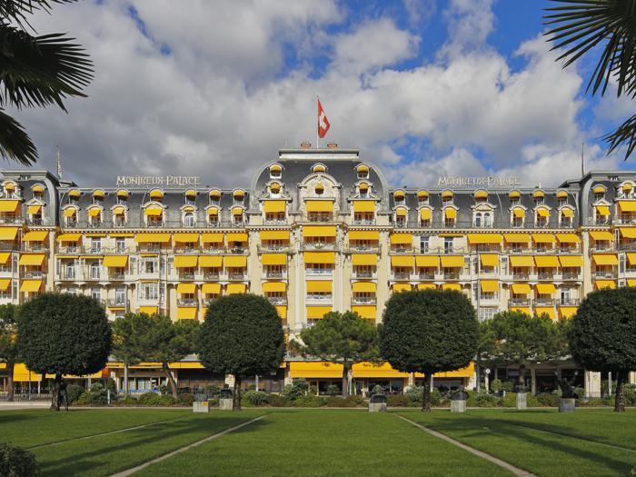 Giro del mondo negli hotel amati dagli scrittori