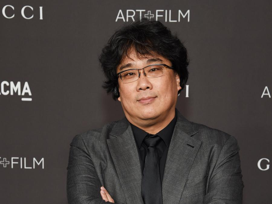 Bong Joon-ho (Photo by Michael Kovac/Getty Images for LACMA)