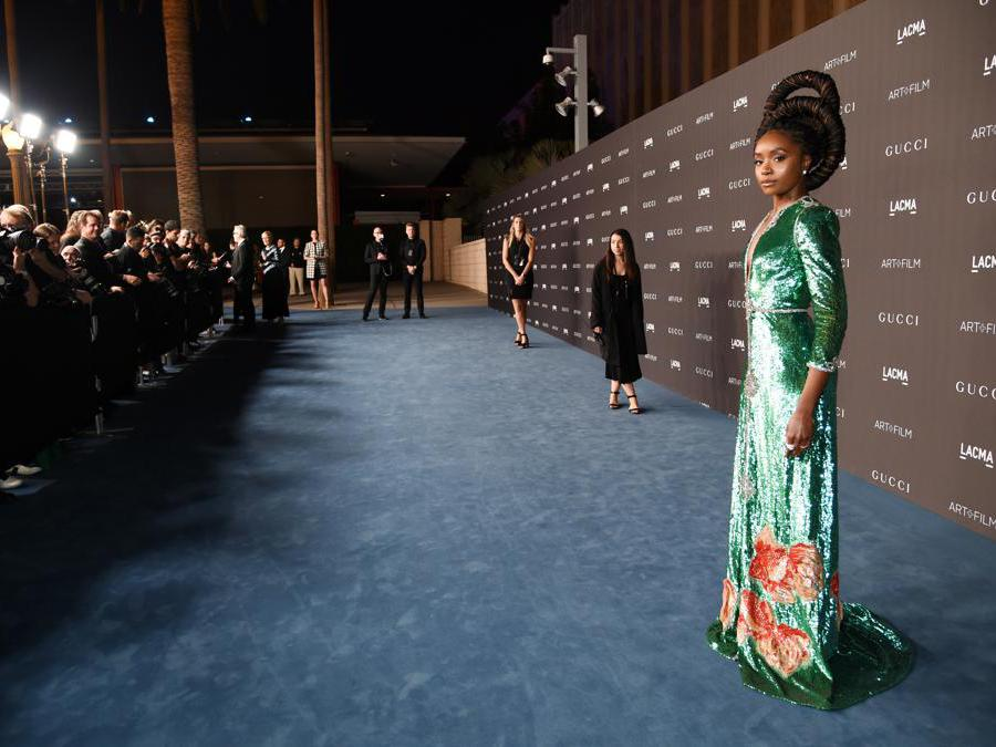 KiKi Layne (Photo by Michael Kovac/Getty Images for LACMA)