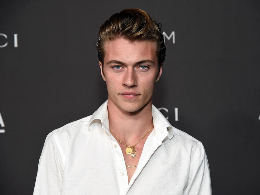 Lucky Blue Smith (Photo by Michael Kovac/Getty Images for LACMA)