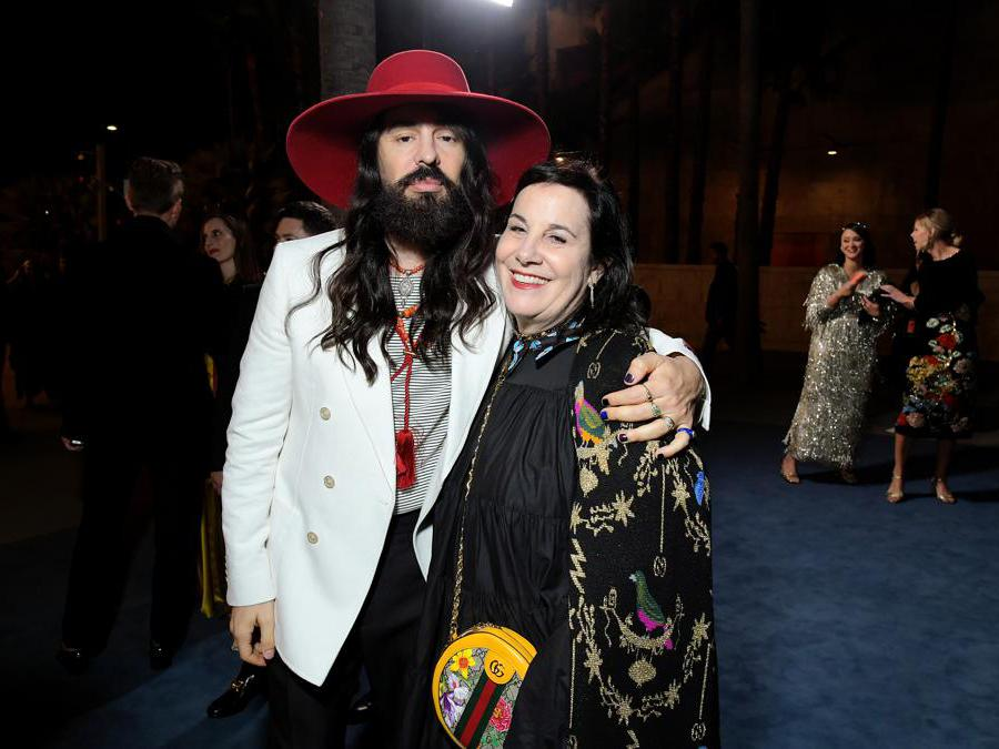 Alessandro Michele (Photo by Charley Gallay/Getty Images for LACMA)