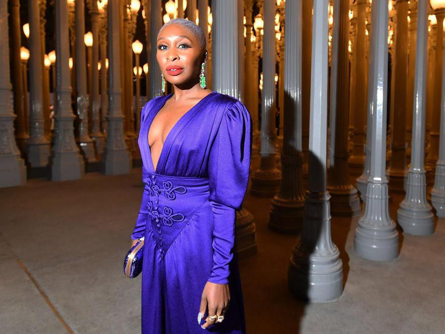 Cynthia Erivo (Photo by Emma McIntyre/Getty Images for LACMA)