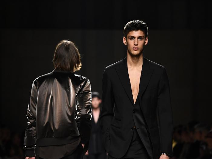 Hermès, intense e confortevoli geometrie