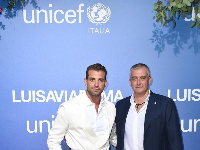 Il Summer gala di LuisaViaRoma per Unicef a Porto Cervo