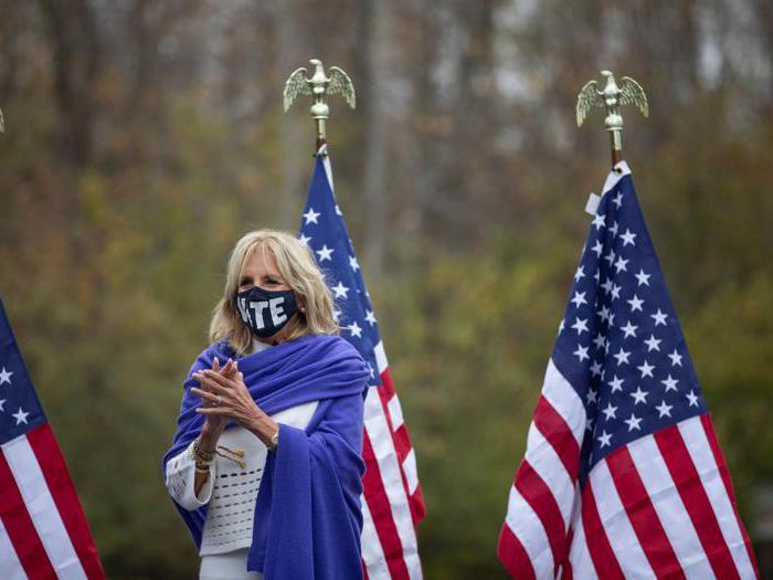 Jill Biden, lo stile della nuova First Lady