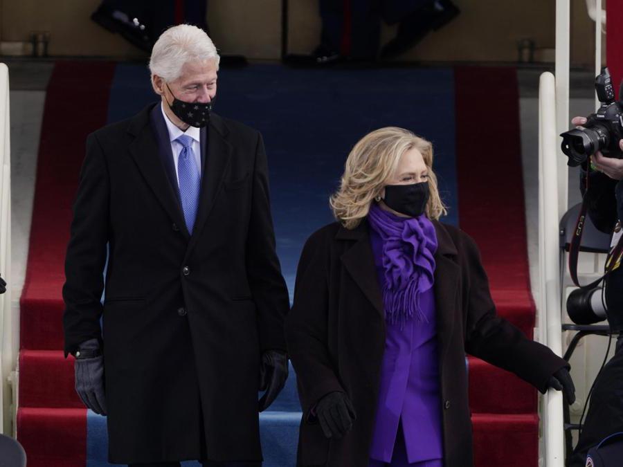 Hillary Clinton (Epa/Patrick Semansky)