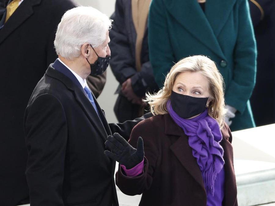 Hillary Clinton (Reuters/Brendan Mcdermid)
