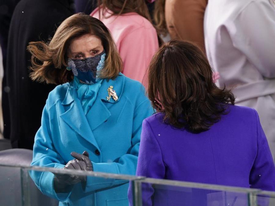 Nancy Pelosi (Reuters//Kevin Lamarque)
