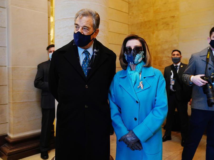 Nancy Pelosi   (Epa/Jim Lo Scalzo)