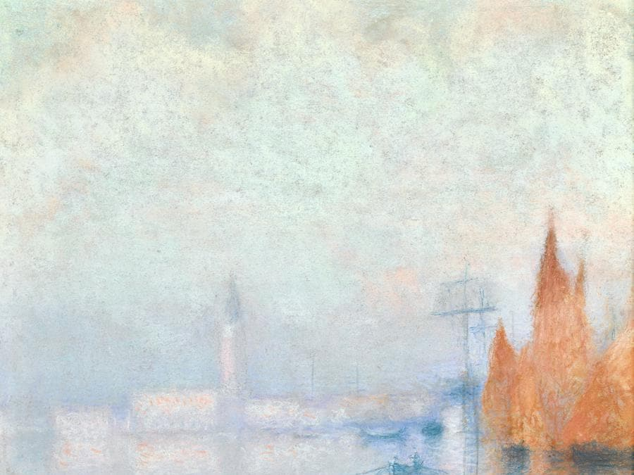 Lucien Levy-Dhurmer, Venezia